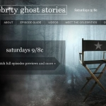 Celebrity Ghost Stories Features Brett